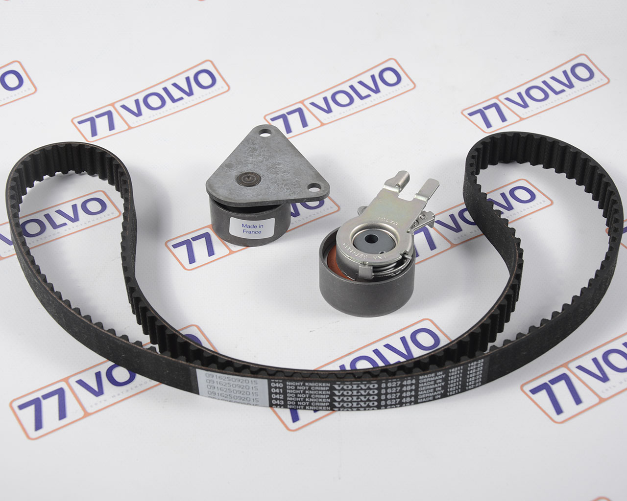 30731727 2 Volvo C30 C70 Timing Belt For S80